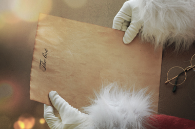 Information security: Don't be the elf who compromises Santa's Naughty or Nice list